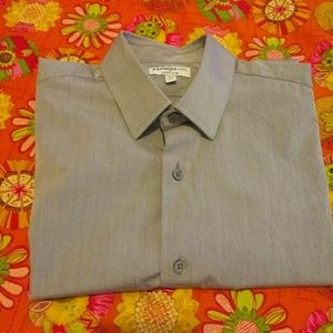 EXPRESS Men's Medium Extra Slim Fit Dress Shirt